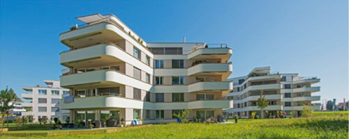 Projekte Bächi Wittenbach