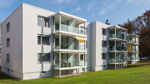 Projekte Siedlung Lohäcker